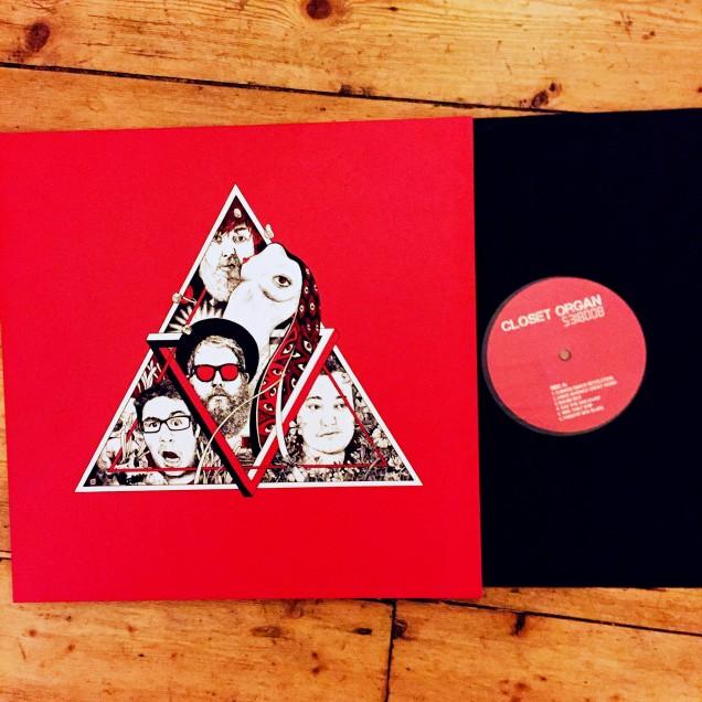 Closet Organ vinyl LP