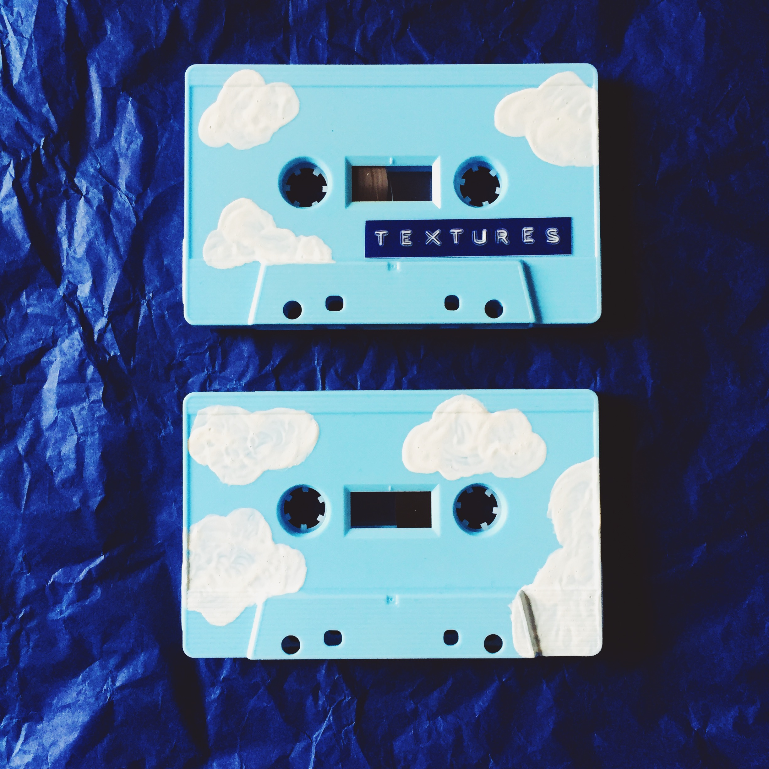 Cyborg See - Cyborg Do - Textures for a Rainy Day cassette