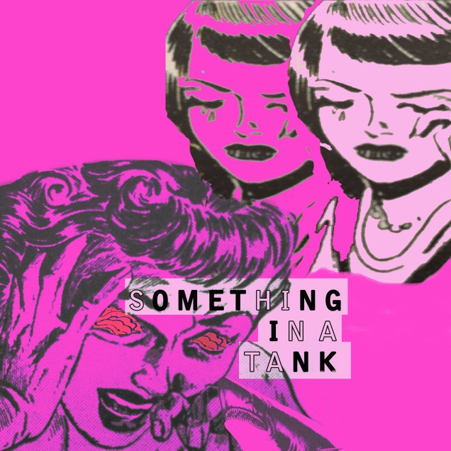 Something in a Tank Double EP cover