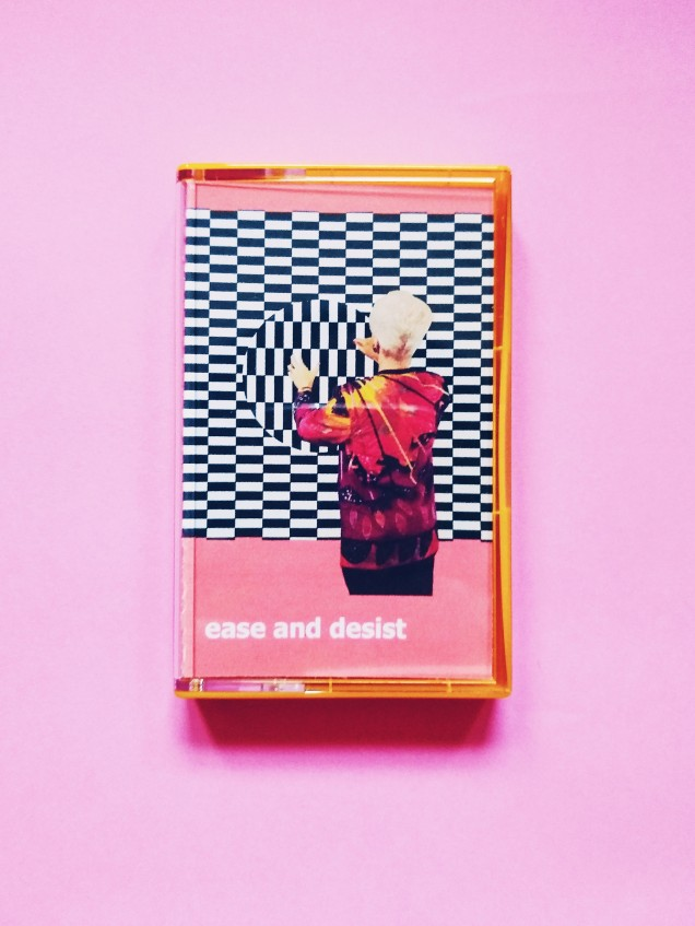 ease and desist cassette tape